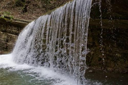 Джубга Полковничьи водопады