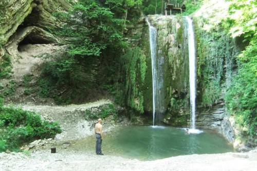 Джубга экскурсия на Тингинские водопады